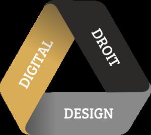 triptyque legal design digital
