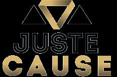 Logo Juste Cause infographie et système d'information juridique