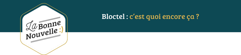 liste d'opposition téléphonique Bloctel
