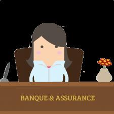 les banques et assurances JUSTE CAUSE