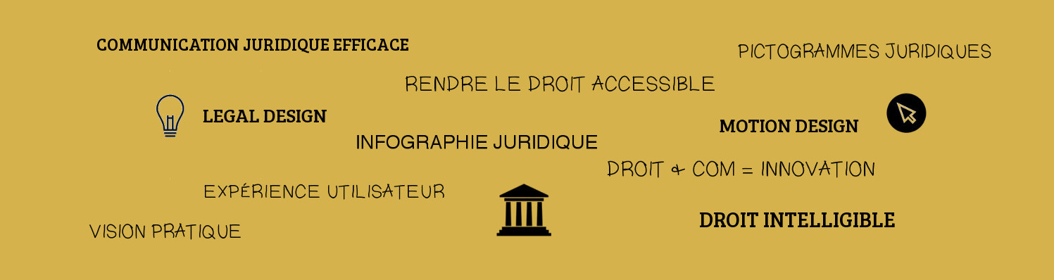 communication juridique efficace Legal Design Juste Cause