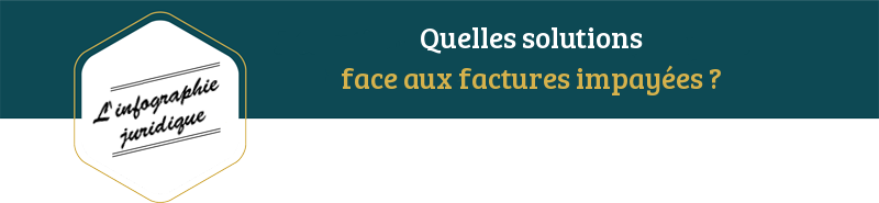 solution face aux facture impayees legal design juste cause